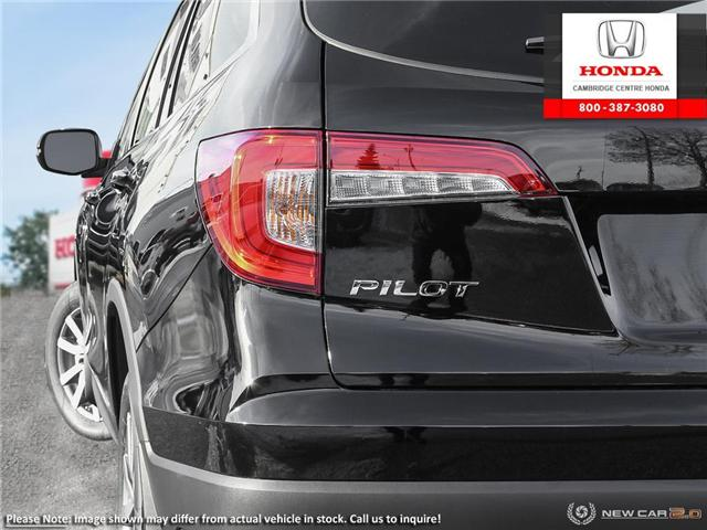 2019 Honda Pilot EX (Stk: 19381) in Cambridge - Image 11 of 23