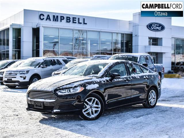 2016 Ford Fusion SE AUTO-AIR-POWER GROUP ONY 1 AT THIS PRICE (Stk: 946020) in Ottawa - Image 1 of 23