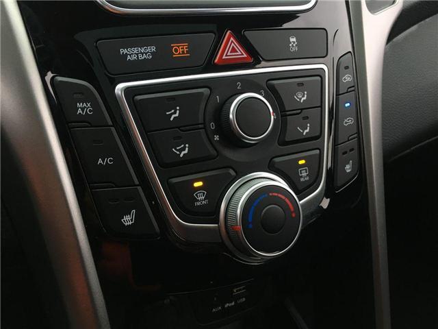 2017 Hyundai Elantra GT SE (Stk: H4538A) in Toronto - Image 22 of 28