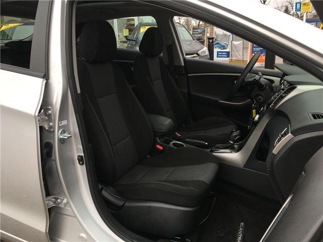 2017 Hyundai Elantra GT SE (Stk: H4538A) in Toronto - Image 24 of 28