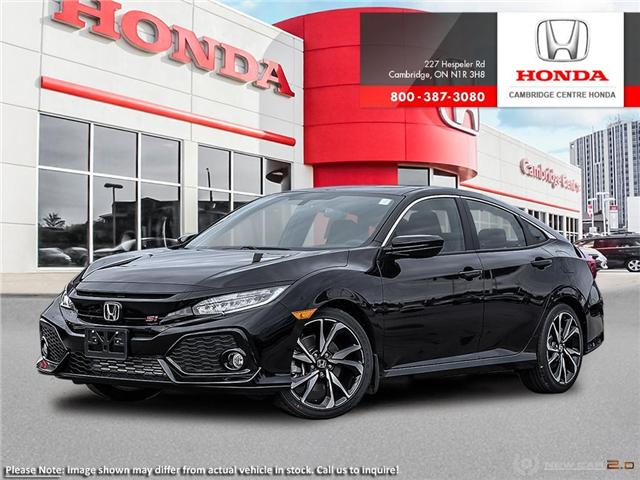 2019 Honda Civic Si Base (Stk: 19312) in Cambridge - Image 1 of 24