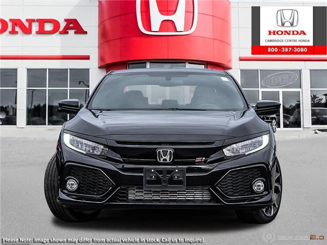 2019 Honda Civic Si Base (Stk: 19312) in Cambridge - Image 2 of 24