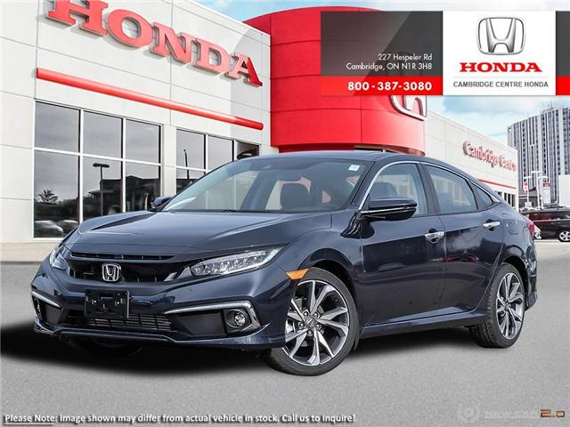 2019 Honda Civic Touring (Stk: 19295) in Cambridge - Image 1 of 24