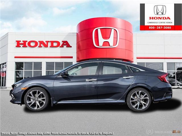 2019 Honda Civic Touring (Stk: 19295) in Cambridge - Image 3 of 24