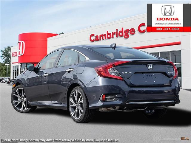 2019 Honda Civic Touring (Stk: 19257) in Cambridge - Image 4 of 24