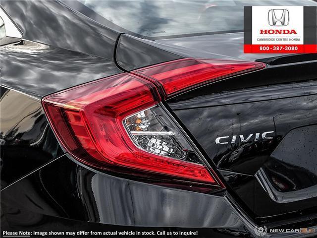 2019 Honda Civic Touring (Stk: 19363) in Cambridge - Image 11 of 24