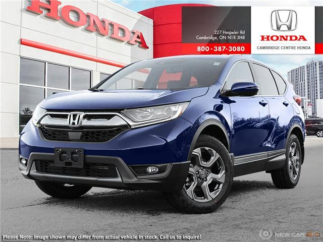 2019 Honda CR-V EX-L (Stk: 19367) in Cambridge - Image 1 of 23