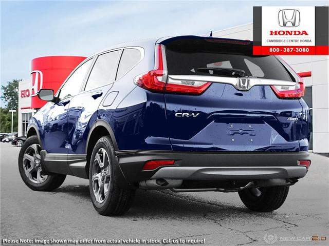 2019 Honda CR-V EX-L (Stk: 19367) in Cambridge - Image 4 of 23