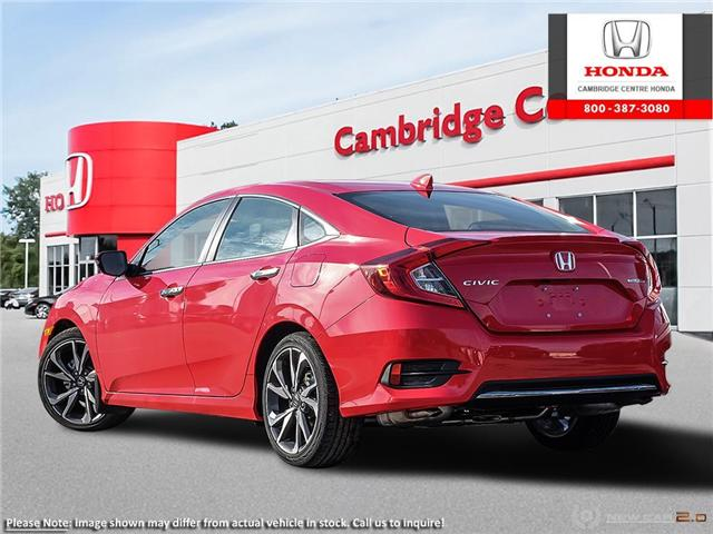 2019 Honda Civic Touring (Stk: 19298) in Cambridge - Image 4 of 24