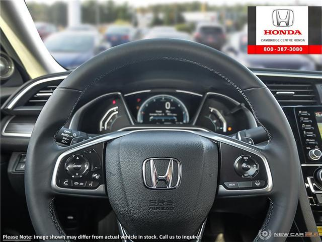 2019 Honda Civic Touring (Stk: 19298) in Cambridge - Image 14 of 24