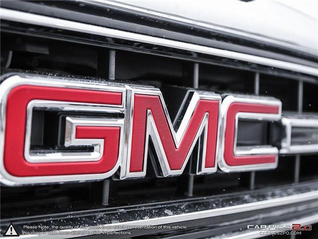 2018 GMC Sierra 1500 SLE (Stk: 2833867) in Toronto - Image 9 of 27