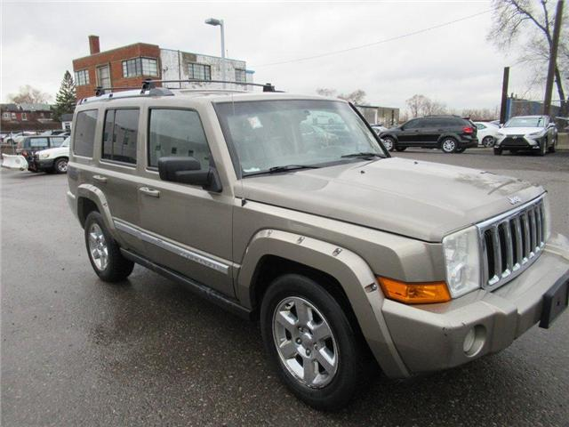 2006 Jeep Commander Limited (Stk: 78332XA) in Toronto - Image 1 of 17