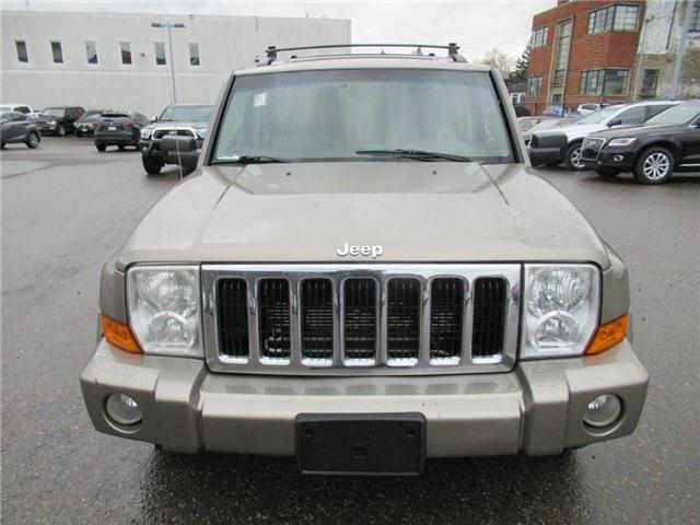 2006 Jeep Commander Limited (Stk: 78332XA) in Toronto - Image 2 of 17