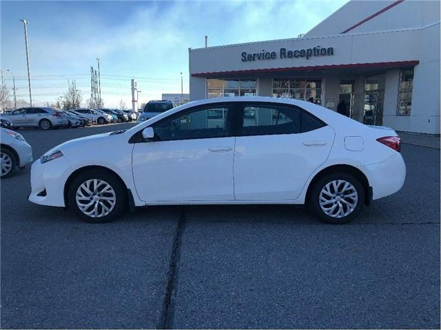 2017 Toyota Corolla LE (Stk: 19140A) in Bowmanville - Image 2 of 10