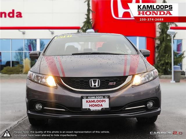 2015 Honda Civic Si (Stk: 14301U) in Kamloops - Image 2 of 25