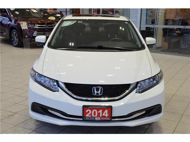 2014 Honda Civic EX (Stk: 013508) in Milton - Image 2 of 40