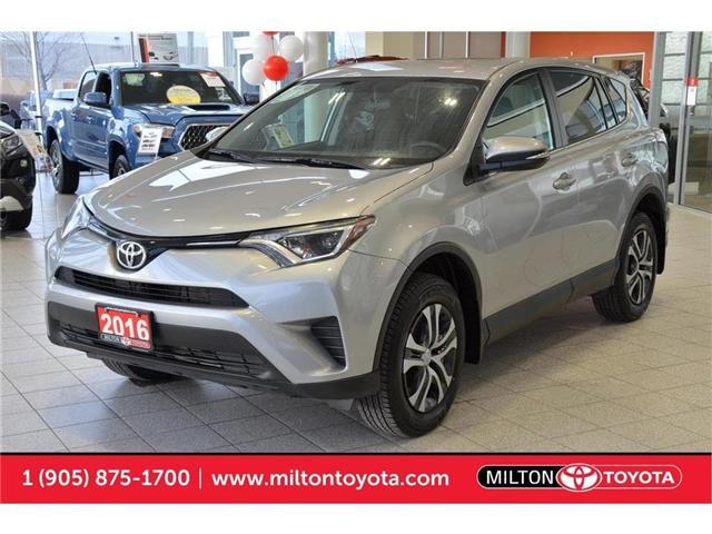 2016 Toyota RAV4  (Stk: 437007) in Milton - Image 1 of 38