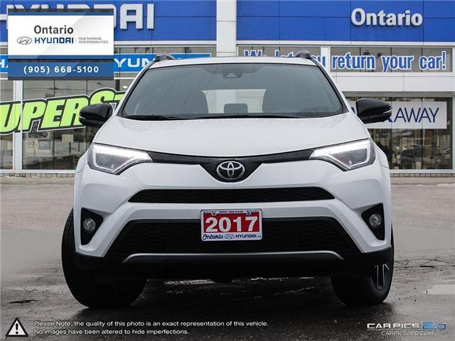 2017 Toyota RAV4 SE / Only 15,789 Klm (Stk: 40929K) in Whitby - Image 2 of 27