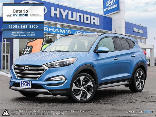 2017 Hyundai Tucson SE 1.6 / AWD (Stk: 66028K) in Whitby - Image 1 of 27