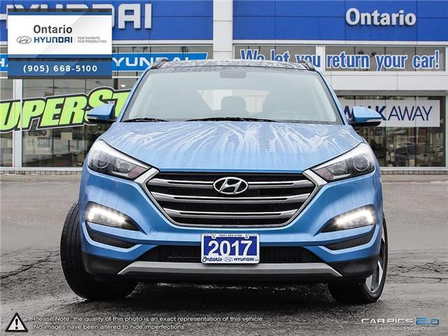 2017 Hyundai Tucson SE 1.6 / AWD (Stk: 66028K) in Whitby - Image 2 of 27