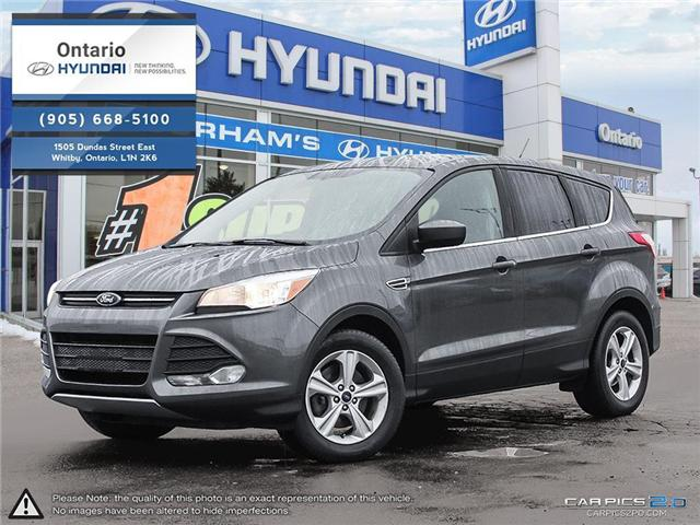 2015 Ford Escape SE / AWD (Stk: 47101K) in Whitby - Image 1 of 27
