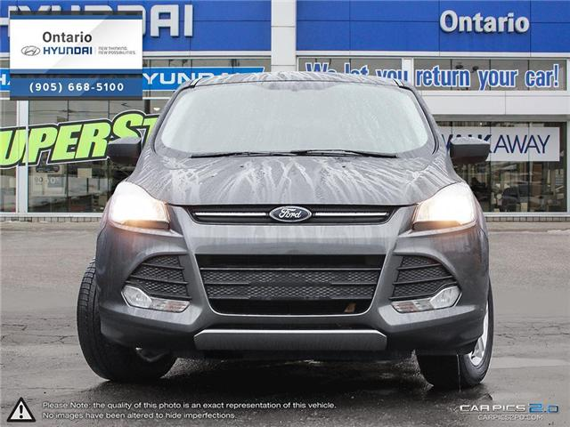 2015 Ford Escape SE / AWD (Stk: 47101K) in Whitby - Image 2 of 27