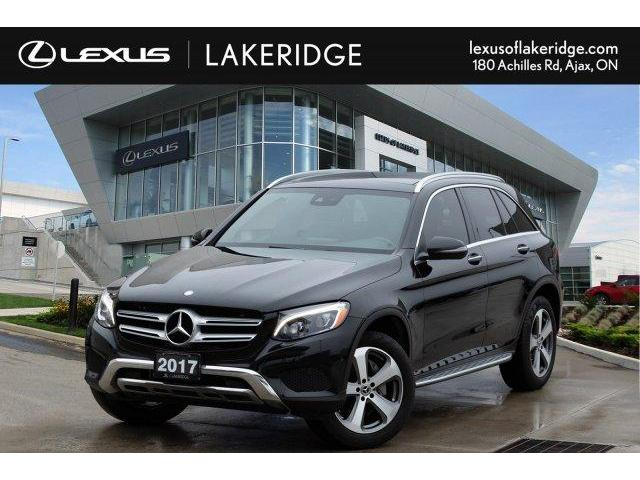2017 Mercedes-Benz GLC 300 Base (Stk: L19162A) in Toronto - Image 1 of 24