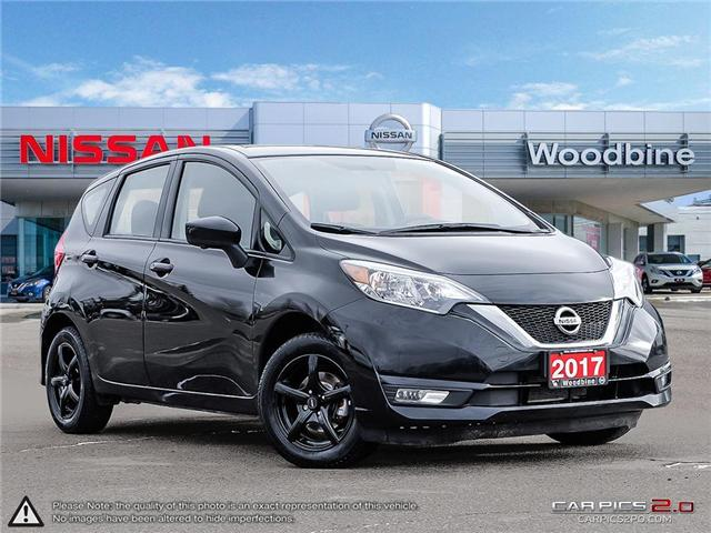 2017 Nissan Versa Note 1.6 SL (Stk: P7160) in Etobicoke - Image 1 of 23