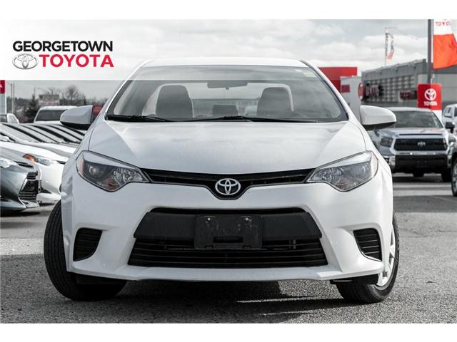 2015 Toyota Corolla  (Stk: 15-98212) in Georgetown - Image 2 of 18