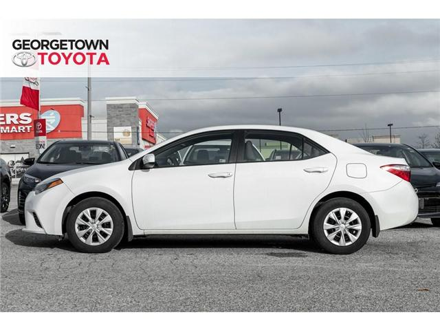 2015 Toyota Corolla  (Stk: 15-98212) in Georgetown - Image 3 of 18