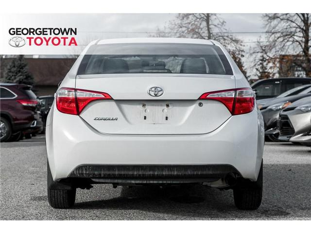 2015 Toyota Corolla  (Stk: 15-98212) in Georgetown - Image 6 of 18