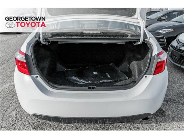2015 Toyota Corolla  (Stk: 15-98212) in Georgetown - Image 7 of 18