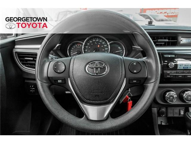 2015 Toyota Corolla  (Stk: 15-98212) in Georgetown - Image 9 of 18