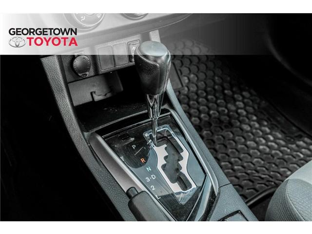 2015 Toyota Corolla  (Stk: 15-98212) in Georgetown - Image 12 of 18