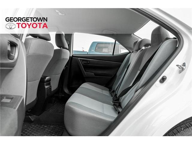 2015 Toyota Corolla  (Stk: 15-98212) in Georgetown - Image 16 of 18