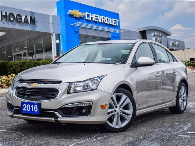 2016 Chevrolet Cruze Limited 2LT (Stk: A106770) in Scarborough - Image 1 of 27