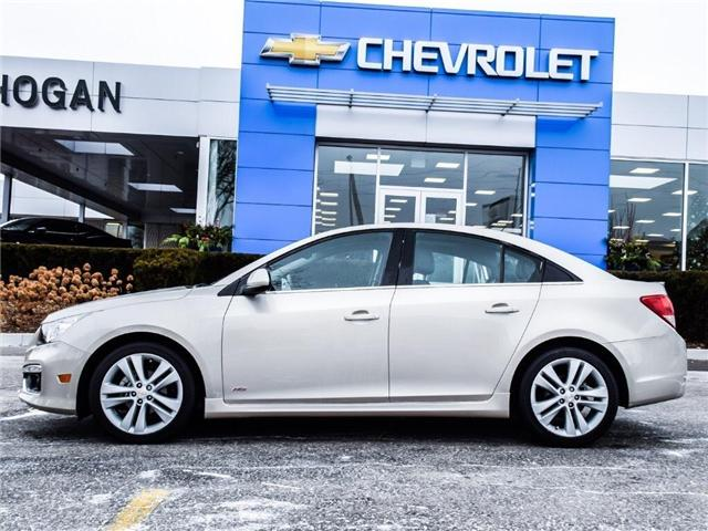2016 Chevrolet Cruze Limited 2LT (Stk: A106770) in Scarborough - Image 2 of 27