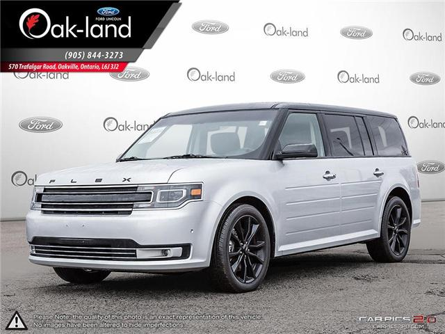 2018 Ford Flex Limited (Stk: A3115) in Oakville - Image 1 of 25