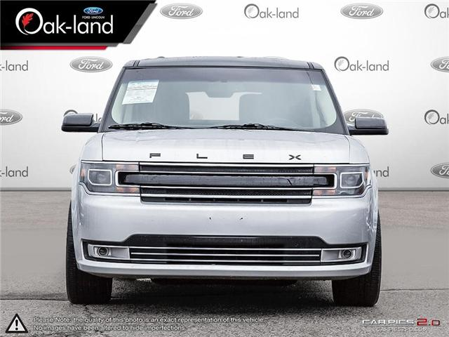 2018 Ford Flex Limited (Stk: A3115) in Oakville - Image 2 of 25