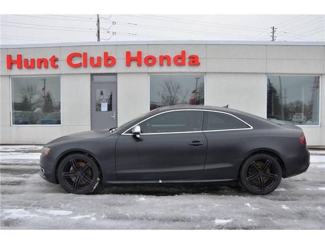 2011 Audi S5 4.2 (Stk: 6930A) in Gloucester - Image 1 of 8