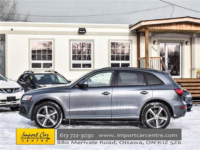 2015 Audi Q5 3.0T Technik (Stk: 046475) in Ottawa - Image 3 of 27