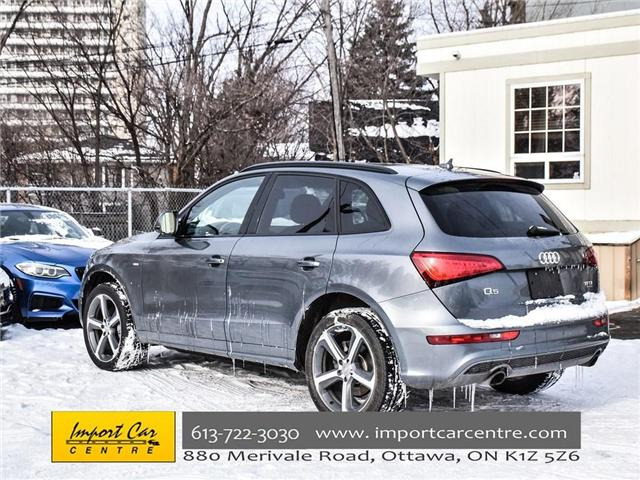 2015 Audi Q5 3.0T Technik (Stk: 046475) in Ottawa - Image 4 of 27