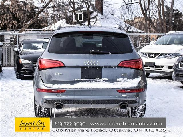 2015 Audi Q5 3.0T Technik (Stk: 046475) in Ottawa - Image 5 of 27