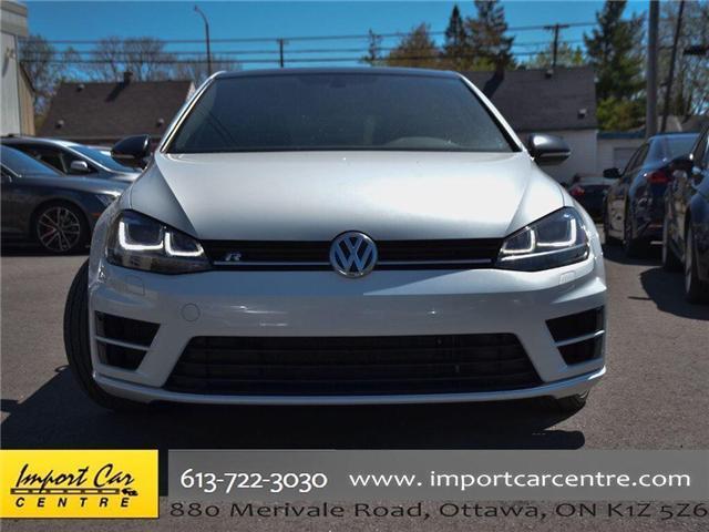 2017 Volkswagen Golf R 2.0 TSI (Stk: 4038) in Ottawa - Image 3 of 30