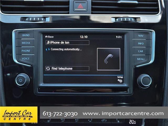 2017 Volkswagen Golf R 2.0 TSI (Stk: 4038) in Ottawa - Image 28 of 30