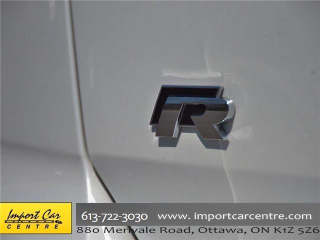 2017 Volkswagen Golf R 2.0 TSI (Stk: 4038) in Ottawa - Image 30 of 30