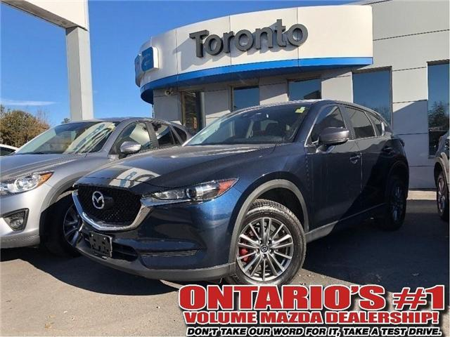 2018 Mazda CX-5 GS (Stk: 80314A) in Toronto - Image 1 of 24