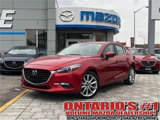 2018 Mazda Mazda3 GT (Stk: P2271) in Toronto - Image 1 of 26