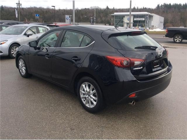 2016 Mazda Mazda3 GS (Stk: 18050A) in Owen Sound - Image 6 of 19