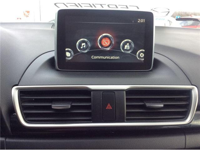 2016 Mazda Mazda3 GS (Stk: 18050A) in Owen Sound - Image 14 of 19